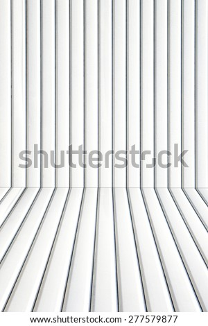 White metal sheet background. - stock photo