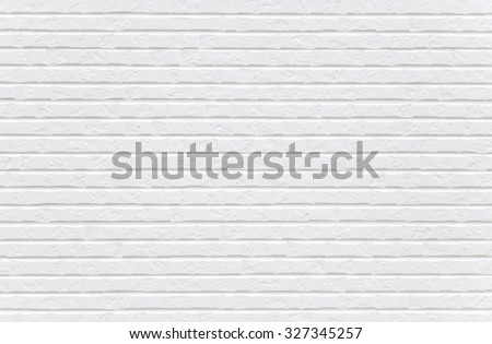 White modern wall texture and seamless background - stock photo