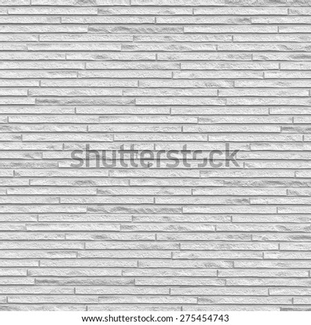 White modern wall tile background and texture - stock photo