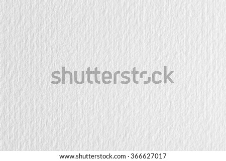 White paper. - stock photo
