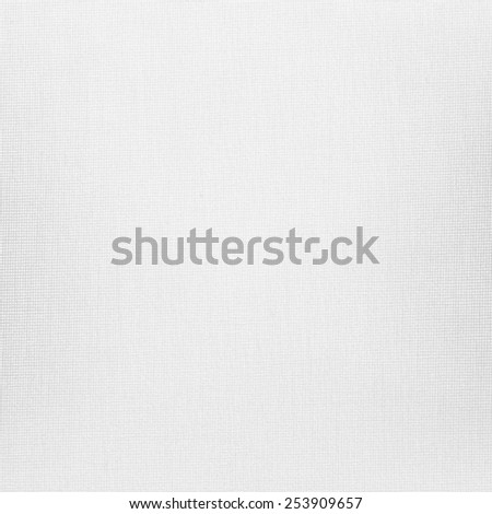 white paper background canvas texture dotted grid pattern - stock photo
