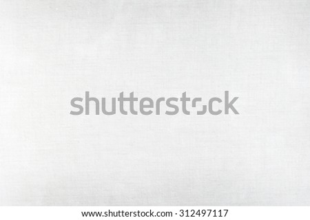 white paper texture background, canvas texture background grid pattern - stock photo