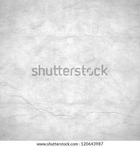 white paper texture grunge wall background - stock photo