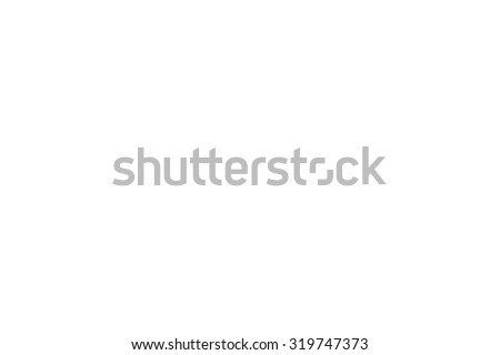 White plain paper background - stock photo