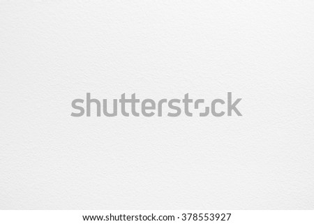 white plastered interior walls, white paint, painted roller,  fine structure - stock photo