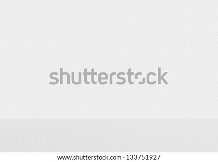 White plastic wall background or texture - stock photo