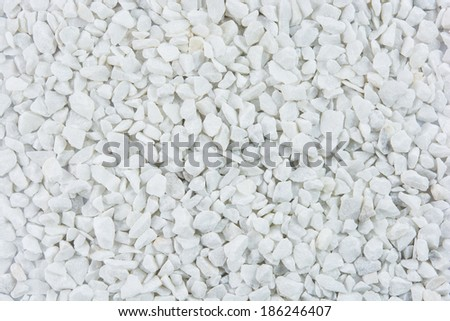 white rock, stones texture for you background - stock photo