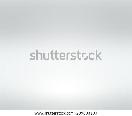 White Room Photo Backdrop - stock photo