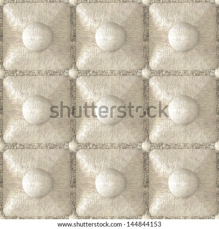 White, textured background, seamless, 3d - stock photo