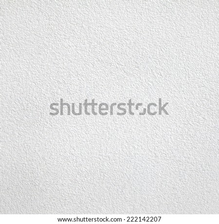 white textured wall used for background - stock photo