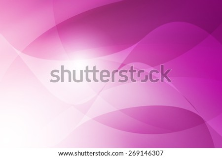 white to purple gradient color with swirl line abstract background - stock photo