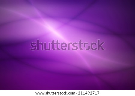 white to violet gradient color with glossy curve line abstract background - stock photo