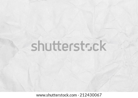 White torn paper  - stock photo