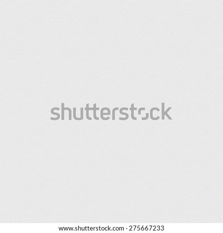 White Watercolor Paper With Fibers Seamless Pattern Background - stock photo