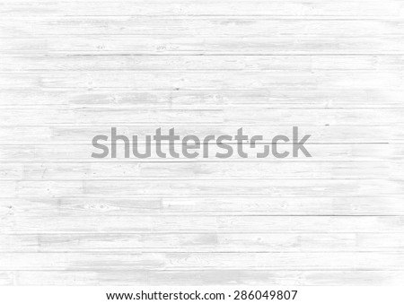 white wood abstract background or texture - stock photo