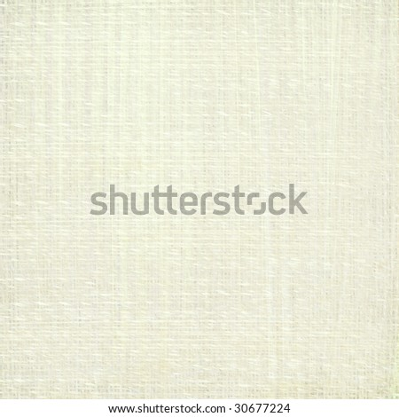 white woven textured background - stock photo