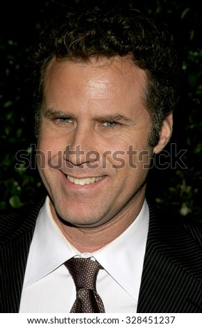 Will Ferrell at the Los Angeles premiere of 'The Producers' held at the Westfield Century City in Century City, USA on December 12, 2005. - stock photo