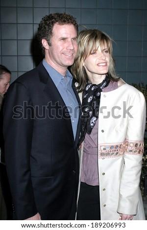 Will Ferrell, Vivica Ferrell at MELINDA AND MELINDA Premiere, Chelsea West Cinemas, New York, NY, March 16, 2005 - stock photo