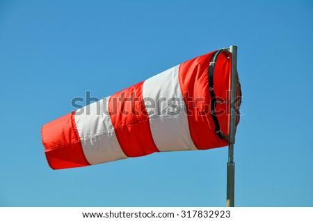 Wind Sock - stock photo