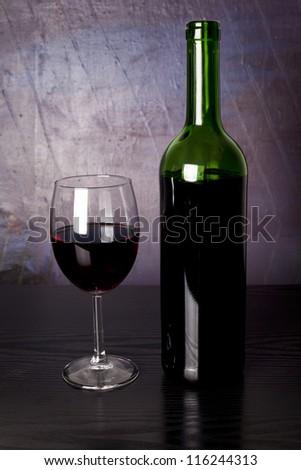 Wine. - stock photo