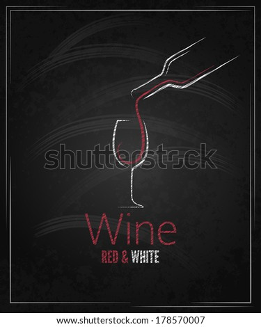 Chalk board for sale sign stock photos images pictures for Wine chalkboard art