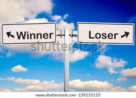 winners and losers essay writing