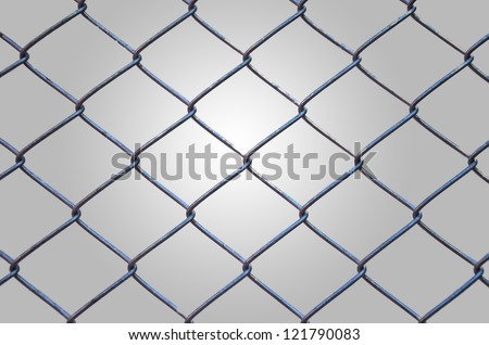 wire mesh - stock photo