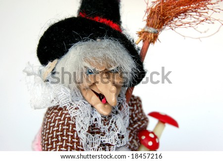 Witch - stock photo