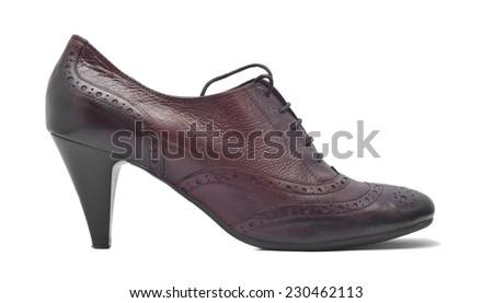 woman shoe  - stock photo