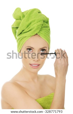 how to use a towel turban