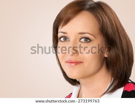 Women. Beauty - stock photo