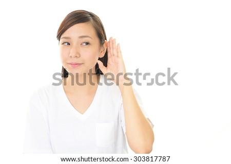Listen woman pleasure clip