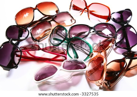 Women's Accessories - stock photo