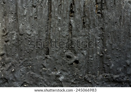 Wood and tar texture background/ Wood and tar texture background  - stock photo