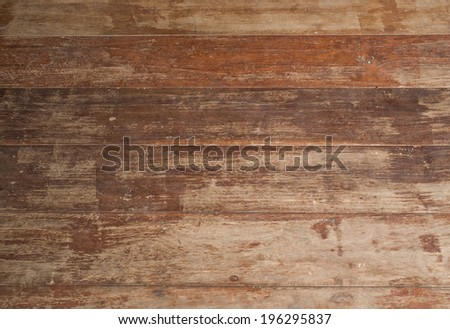 wood barn weathered used for design vintage background - stock photo