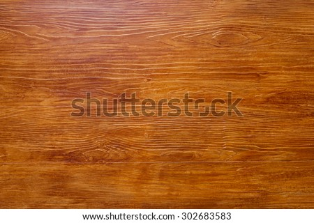 wood brown grain texture, top view of wooden table, wood wall background - stock photo