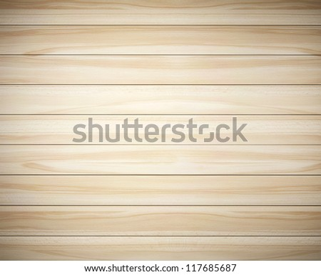 Wood brown plank background, 3d rendering - stock photo