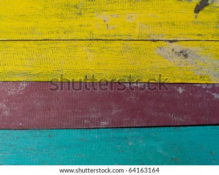 Wood corol Background - stock photo