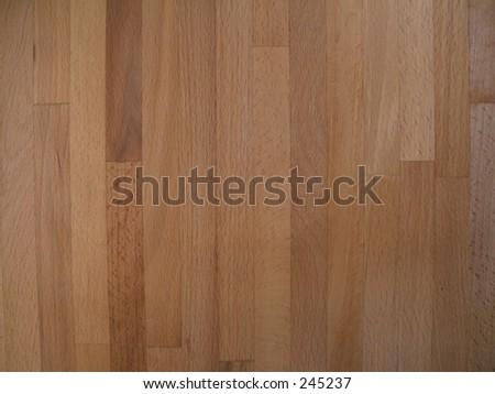 wood desk top - stock photo