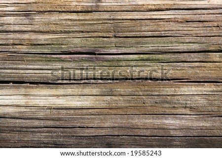 Wood-grain background. - stock photo
