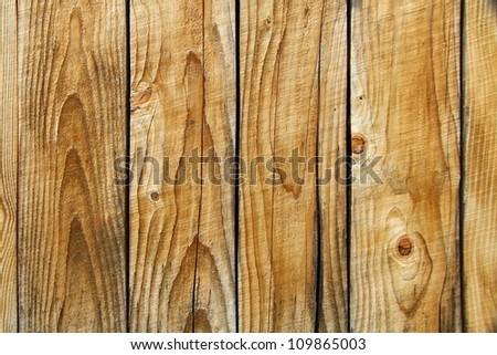 Wood House - stock photo