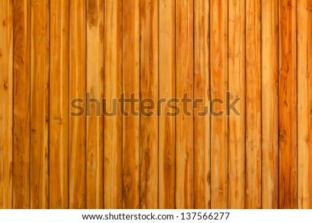 Wood panels for background - stock photo