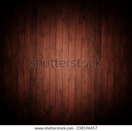 wood panels may used as background. - stock photo