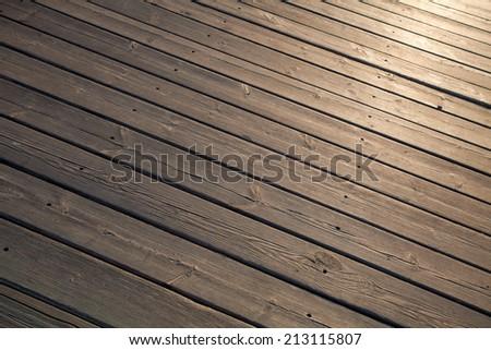 wood panels texture - stock photo