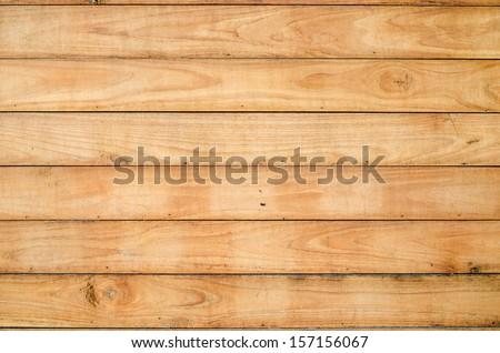 Wood pattern wallpaper - stock photo