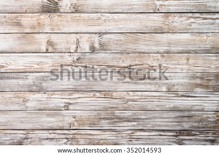 Wood pine plank white texture as a background - stock photo