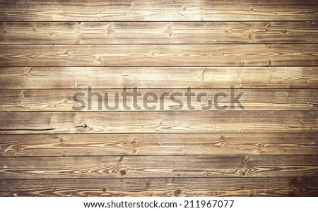 Wood plank texture for background - stock photo