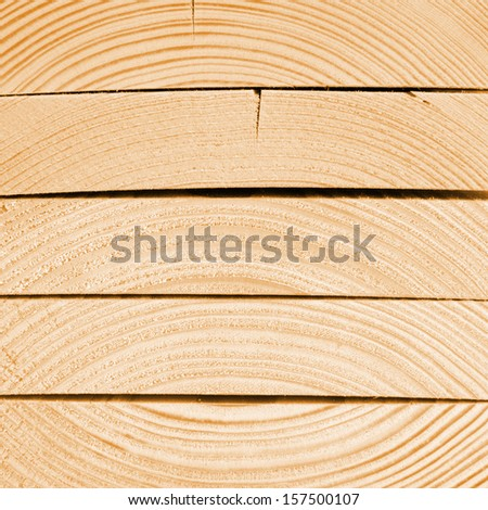 Wood planks closeup photo - stock photo