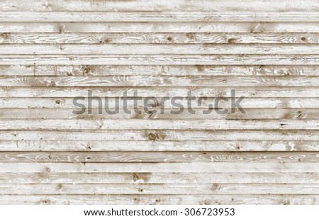 Wood seamless board. Old wall - stock photo