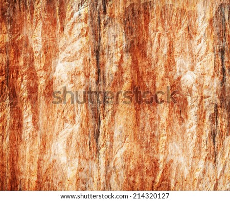 wood texture background and Effects with aerial imagery by NASA. - stock photo